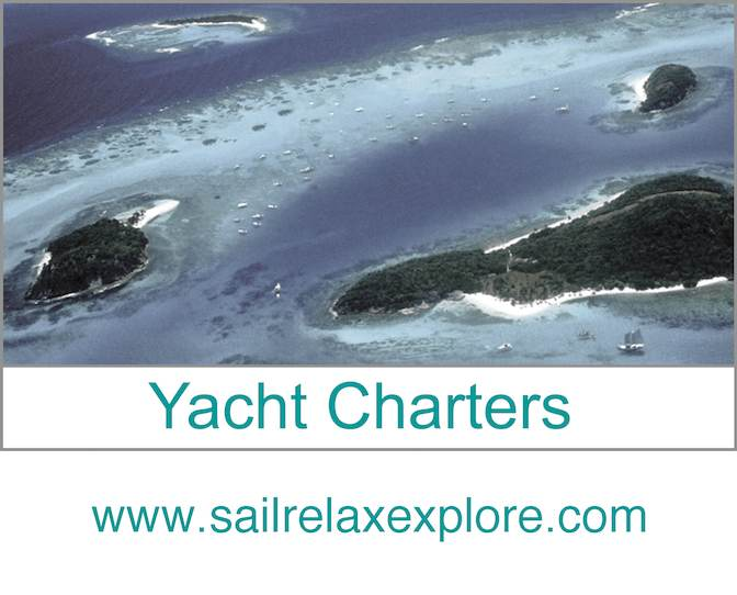 Sail Relax Explore Grenadine Yacht Charters